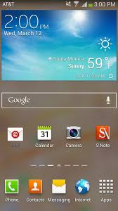 Instant Weather Map How To Set Your Current Location U0026 Weather Forecast As Your Galaxy