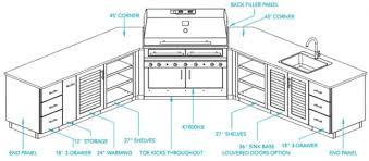 Outdoor Kitchen Design Plans Free Outdoor Kitchen Design Plans Free New Interior Exterior Design