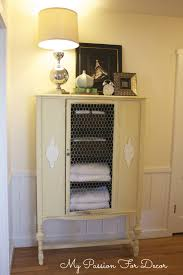 China Cabinet Decor My Passion For Decor China Cabinet Makeover