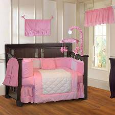 10 piece crib bedding set ebay