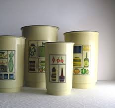 kitchen canisters retro canister set plastic kitchen canisters