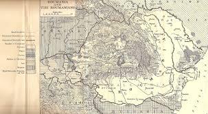 Romania Map Map Of Romania Showing 1920 Borders And Pre Ww I Borders