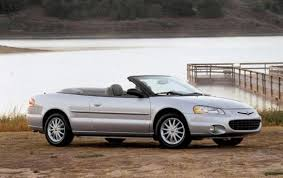 2005 chrysler sebring information and photos zombiedrive