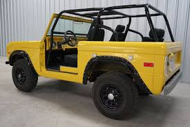 ford bronco jeep 1974 ford bronco city tx huett motorsports llc