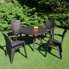 4 Seater Patio Furniture Set - plastic furniture sets u2013 the uk u0027s no 1 garden furniture store