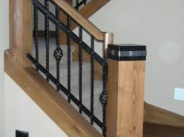 ornamental iron fabrication and repair of fencing railings and