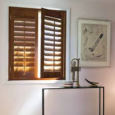 Interior Security Window Shutters Smith U0026 Noble Plantation And Window Shutters In Wood Durawood