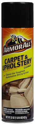 carpet upholstery armor all carpet upholstery cleaner aerosol 6 22oz tgm123