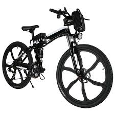 peugeot mountain bike folding bikes amazon com