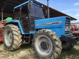 cabine per trattori usate trattore usato landini 8550 dt