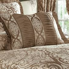 J Queen Bedding Stafford Medallion Comforter Bedding By J Queen New York