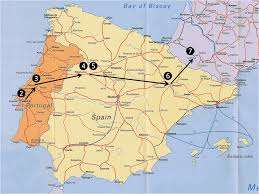 Spain On A Map by Pilgrimage Exploring Faith In Southern Europe Page 2