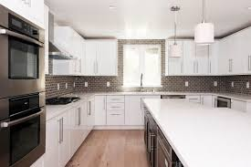 high gloss white kitchen cabinets hi gloss white cabinet city kitchen and bath