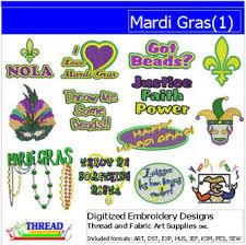 mardi gras embroidery designs machine embroidery designs mardi gras 1