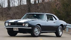 1967 camaro z 28 1967 chevrolet camaro z28 s234 indy 2016
