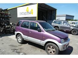daihatsu terios 4x4 garage balleydier 4x4 vente pick up dmax toyota isuzu haute