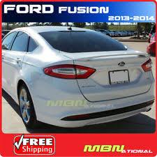2013 ford fusion spoiler ford fusion spoiler 2013 ebay