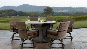 high top patio table and chairs limited high top fire pit table patio set fresh lovely bar height