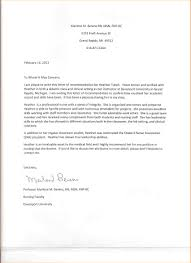 examples of letter recommendation for nursing students compudocs us