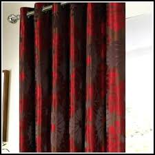 red and brown curtains u2013 thepoultrykeeper club