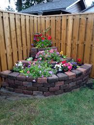 Garden Corner Ideas Corner Rockery Garden Flowers Memory Garden Cosas Para