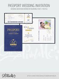 boarding pass wedding invitation template passport wedding invitation set boarding pass wedding rsvp
