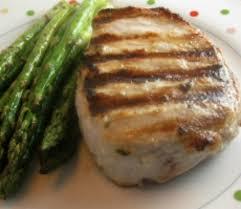 marinated grilled pork chops recipe
