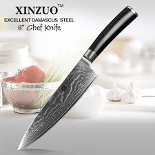 vg10 kitchen knives aliexpress buy xinzuo high quality 8 chef knife japanese 73