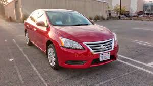 red nissan sentra east west brothers garage test drive 2014 nissan sentra sv