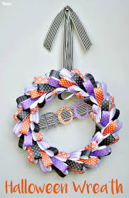 Diy Halloween Ornaments Paper Wreath Boo Halloween Decor Darice