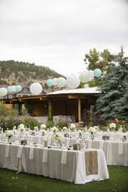 lyons wedding venue gorgeous eco friendly country chic outdoor colorado wedding at