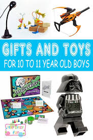 Top 10 Christmas Presents For A 11 Year Old Boy