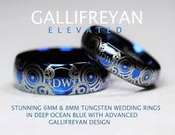 doctor who wedding ring those amazing doctor who wedding ring sets regenerated