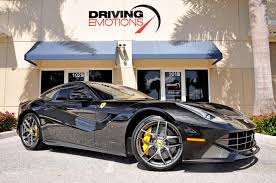Ferrari F12 2008 - 2015 ferrari f12 berlinetta stock 5943 for sale near lake park