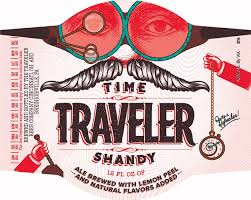 travelers beer images Time traveler shandy makes debut on april 1st beerpulse png