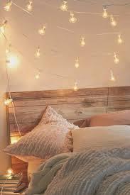 String Of Lights For Bedroom by Emejing String Lights Bedroom Ideas Home Design Ideas