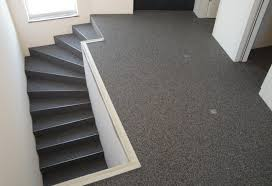 steinteppich verlegen treppe treppen easymexx