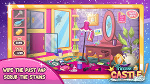Barbie Princess Bedroom by Princess Room Cleanup Games Android Apps On Google Play