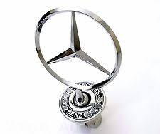 mercedes car emblem mercedes badge ebay