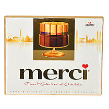 merci chocolates where to buy send a pack of merci finest selection of assorted chocolates to