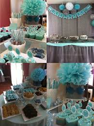 blue baby shower grey grey and blue baby shower search boy shower