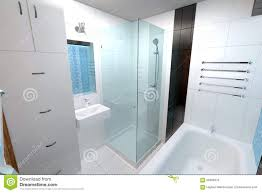 bathroom interior design stock illustration image 66909376
