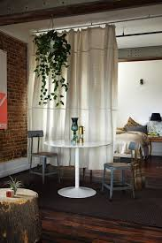 Fabric Room Divider Bedroom Amazing Best 25 Room Divider Curtain Ideas On Pinterest