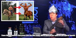 Alex Jones Meme - phillyd alex jones impression meme defranco