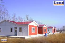 affordable prefab house small prefab modular houses karmod