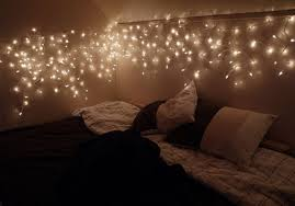 white lights in bedroom happy holidays wire