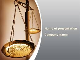 ppt templates for justice scale of justice powerpoint template backgrounds 09981