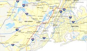 Google Map Of New York by U S Route 1 9 Wikipedia