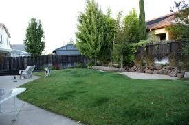 backyard design layout outdoor furniture design and ideas