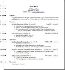 Example Of A Military Resume Resume Example For Teenager Resumes For Teenager With No Work
